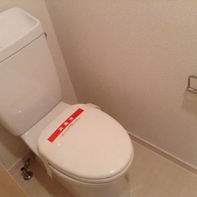 トイレ※写真は別部屋です
