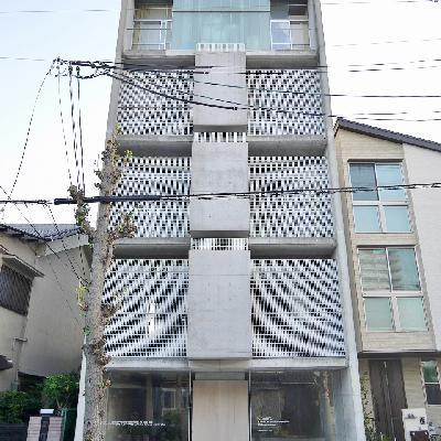 グッドデザイン賞受賞マンション。