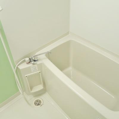 お風呂だってとっても綺麗。