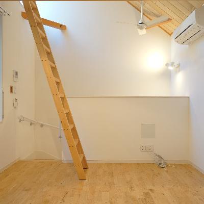 2階は居住空間に♪