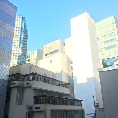しかしながら我慢。これぞ東京!開き直ります