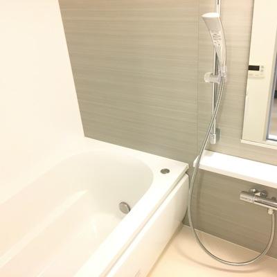 お風呂もゆったりサイズ