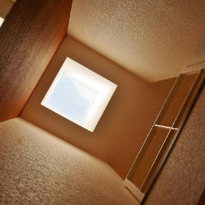 階段から見上げると、、どれだけ高いの!?