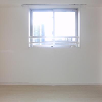 小窓が嬉しい!