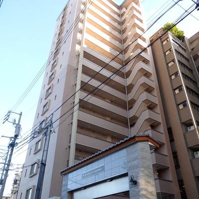 15階のマンション