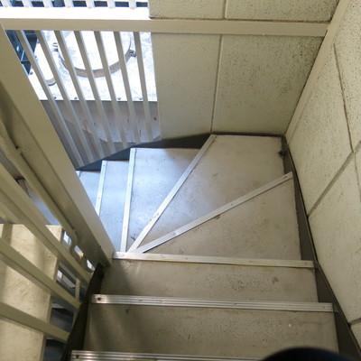 2階なので上り下り楽ちん!