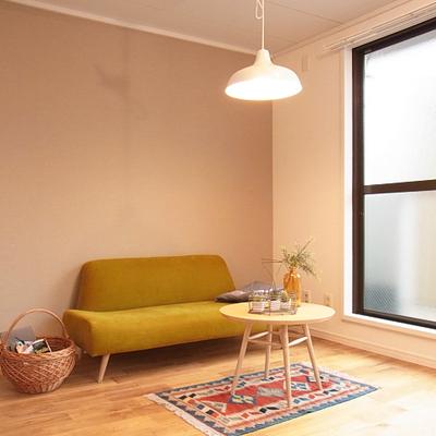 床材はヤマグリの床材を使用します。(写真はイメージです。)