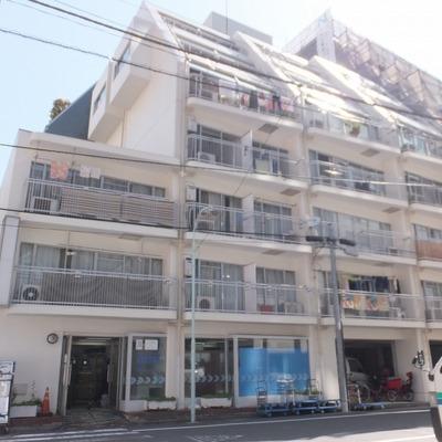 7階建てマンション、お部屋は6階