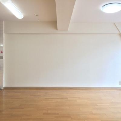 洋室は20帖の広さ