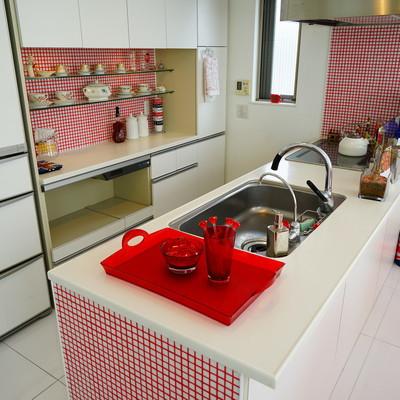 キッチンもかわいい!