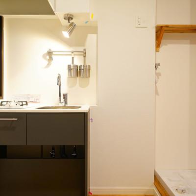 キッチンが可愛い♪