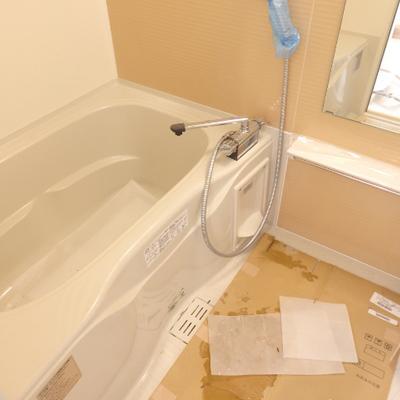 お風呂もリニューアル※工事中です