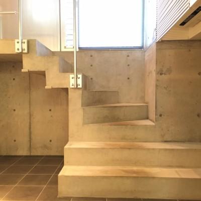 こんな階段。美しさ!