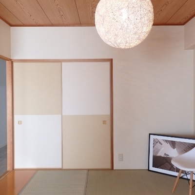 和室がいい雰囲気※別部屋の写真です