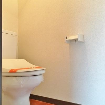 トイレもピカピカ◎