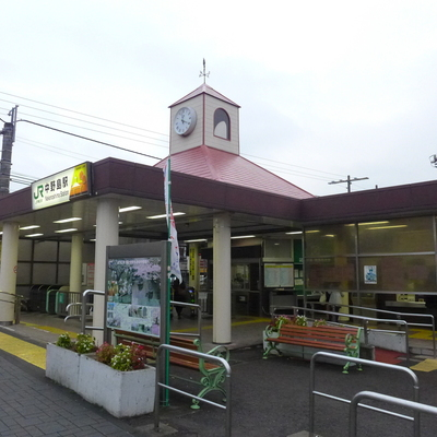 中野島駅周辺にはコンビニなども多くあります