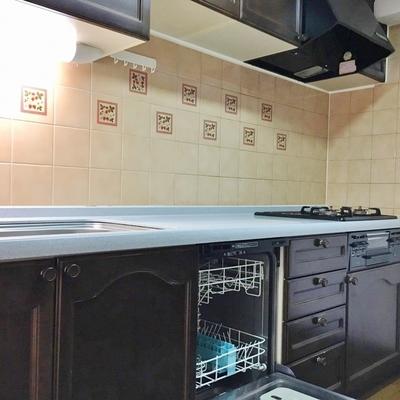 食洗機ついてます!!
