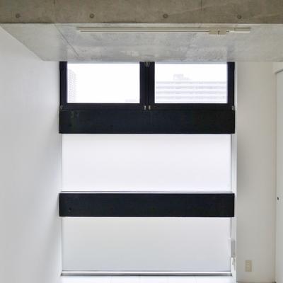 洋室に付いてる窓。
