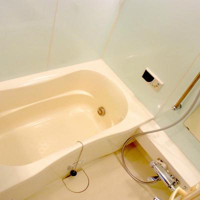 浴室乾燥、追い焚き機能付き