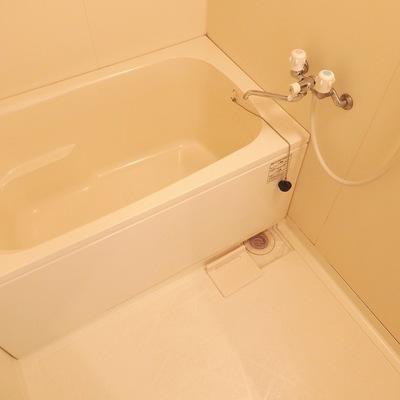 お風呂はふつうです。