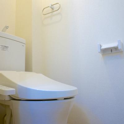 温水洗浄便座は優しいですね