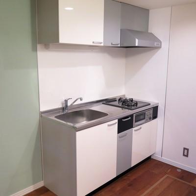 goodな設備のキッチン