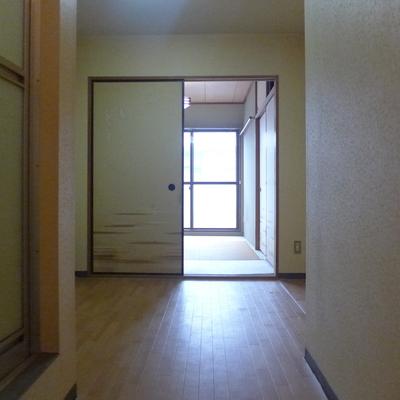 もともときれいなお部屋です!※写真は工事前です