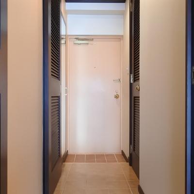 この廊下、好きだな〜