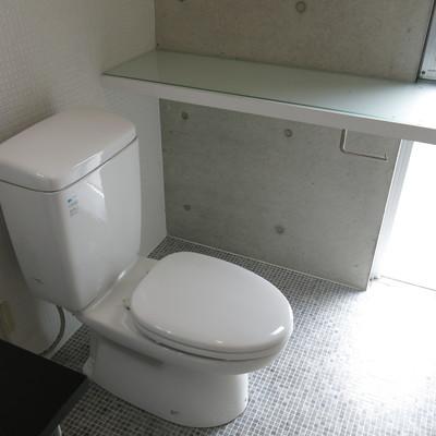 トイレにも光たっぷり