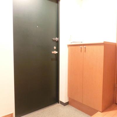 玄関も広さあります