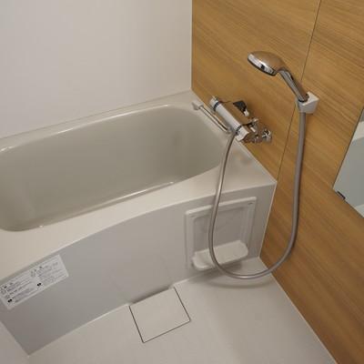 お風呂は新しく!