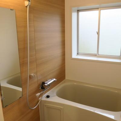 お風呂は新しく※写真はイメージ