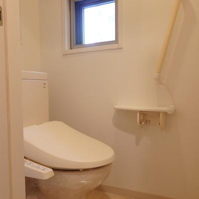トイレに窓があるって嬉しい!