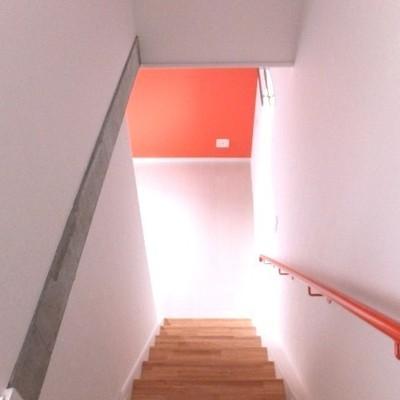 5階部分から下を。