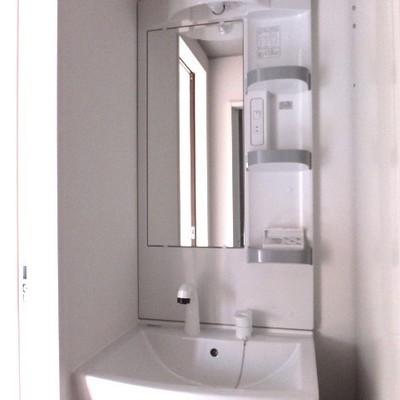 5階にお風呂などの水周り!