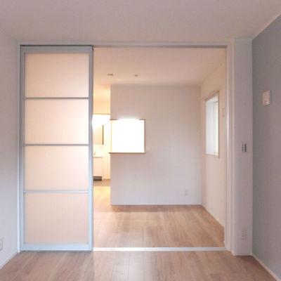 新築、クロスがステキなお部屋です!