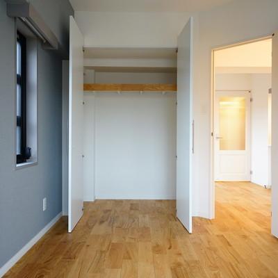 収納はリビングと寝室にそれぞれあります※写真はイメージ