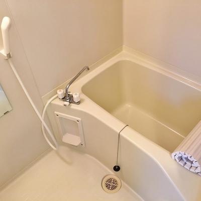 お風呂はふつう。