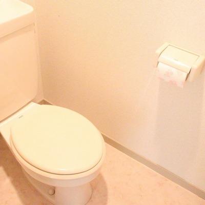 ウォシュレットはありませんが、ちゃんとバストイレは別に