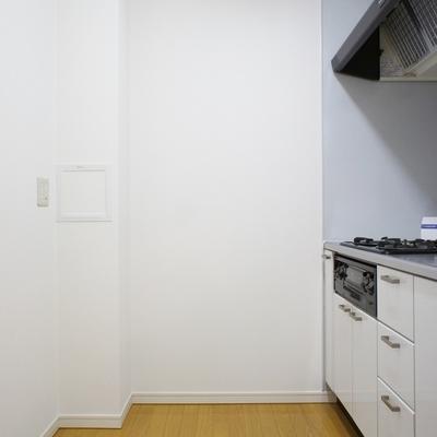 1階キッチンスペース。