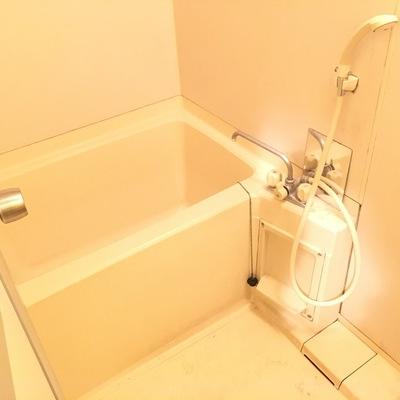 お風呂はどうなるのかな。※写真は原状回復中です!