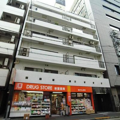 ライオンズマンション新富町第弐