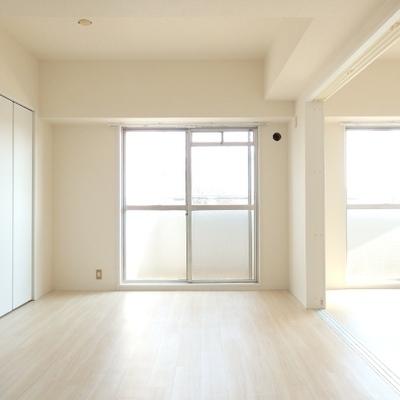 余白のある部屋