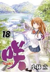 咲-Saki- 18巻・スクウェア・エニックス・ヤングガンガン