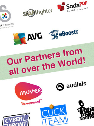 Our Partners from World Wide