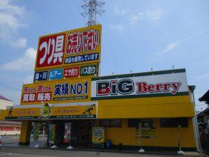 BiG Berry常陸下館店(BiG Berry Hitachi Shimodate)