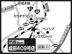 BiG Berry 成田409号店 (BiG Berry NaritaYonmarukyugo)