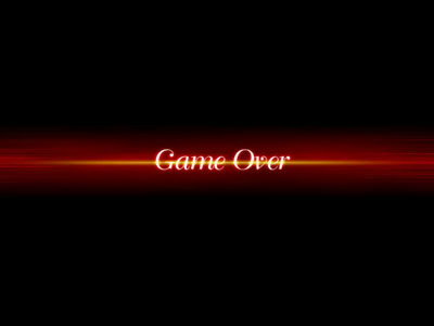 Customize the game over screen of your own rpg game with images up to 640x480 pixels large.