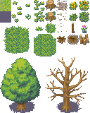 Create your own tilesets to use for map making.