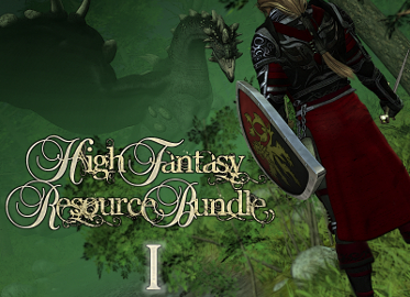 High Fantasy Resource Bundle